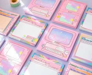 Bentoy Computer Note / Memo Pad