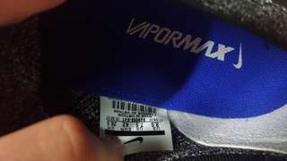Nike vapormax雪花26.5可換27or27.5