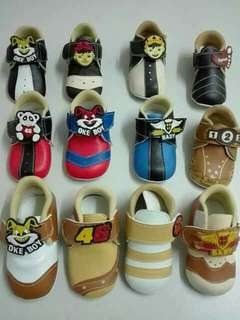 Sepatu Bayi 20pcs mix cewe cowo