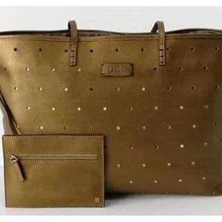 Fendi Authentic Preloved Medium Neverfull Bag