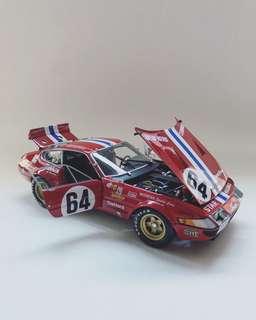 1:18 Ferrari Daytona coupe competition kyosho highend