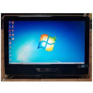 微星 AE2210-098TW 22吋大螢幕四核心 All-in-one 電腦、1080P 高解析度、USB3.0傳輸