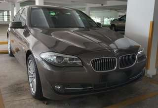 BMW 528i 3.0 2011 Local Unit 1 Owner