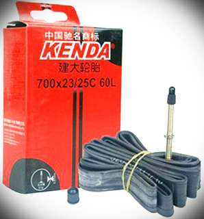 Bicycle Bike Kenda Inner Tube 700x23/25C 60L