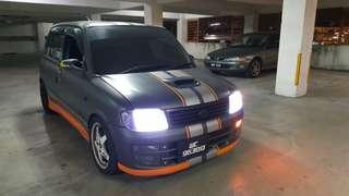 Perodua Kelisa 1.3 (a) Turbo 2003