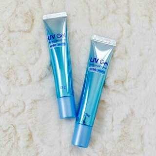 🚚 日本製 🇯🇵 UV Gel #臉部專用防曬霜