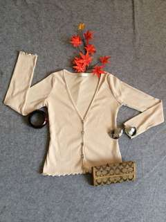 KNITTED BLAZER FROM JAPAN
