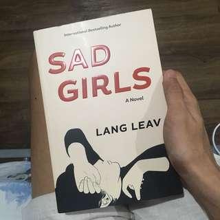 Sad Girls by Lang Leav