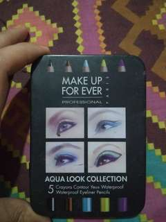 Make Up Forever 5 Aqua Collection