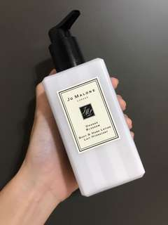 JO MALONE Orange Blossom Body Lotion橙花潤膚乳 身體乳 乳液