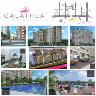 For Sale No Spot Down Payment 1BR 2BR Unit near SM MALLS and AIRPORT