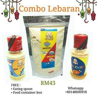 HAY'S BABY FOOD COMBO LEBARAN  #Wincookies