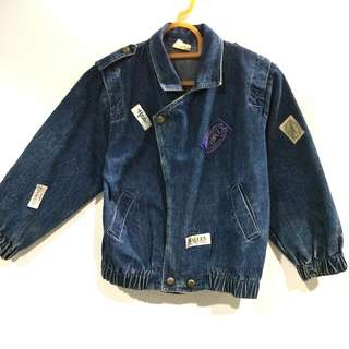 Girl's Denim Jacket