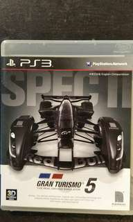 PS3 Gran Turismo 5 Spec II