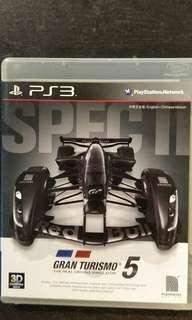 PS3 Gran Turismo 5 Spec II