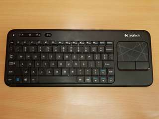 Logitech K400R Wireless Keyboard