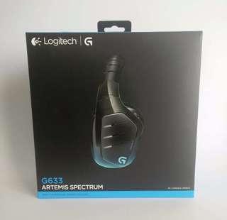 Logitech G633(全新)
