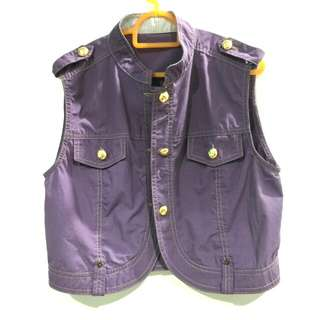 Girl Purple Outwear