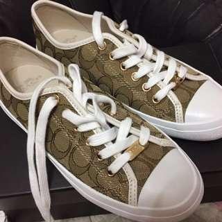 🚚 正品 COACH 36 休閒鞋