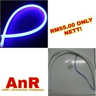 🔥Flexible tube parking lamp blue colour🔥