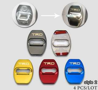 TRD Door Cover
