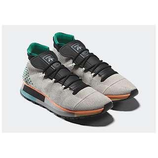 Sepatu Adidas Alexander Wang Run Mid Beige
