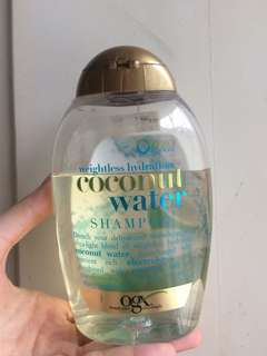 Hydrating OGX Coconut Water Shampoo