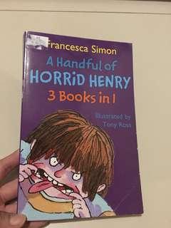 Francesca Simon A Handful of Horrid Hendry