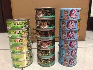 🚚 貓罐頭可混搭(30罐