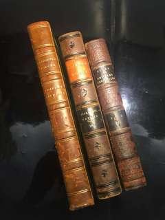 1846,1866,1900C 古董書