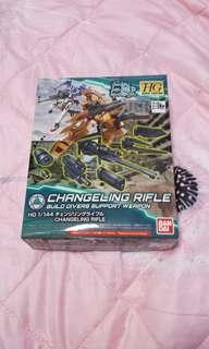 HG 1/144 Changeling Rifle