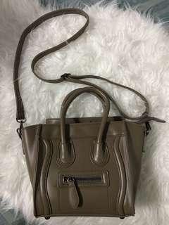 Celine nano inspired bag