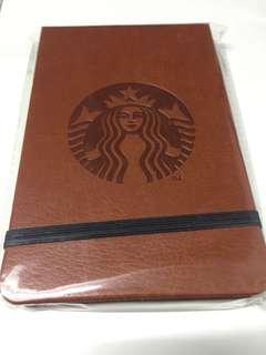 Starbucks Notebook