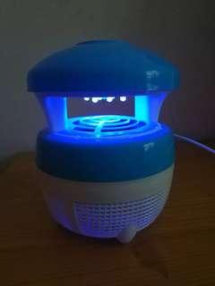 好用  簡易版LED滅蚊器