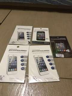 iPhone 4 iPhone 5 mon 貼 保護貼