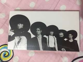 SHINee-官方STICKY NOTE