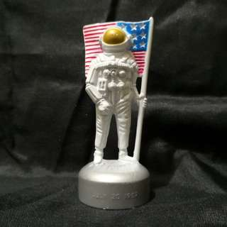 Astronaut sharpener