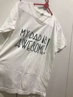 Father's day dad shirt
