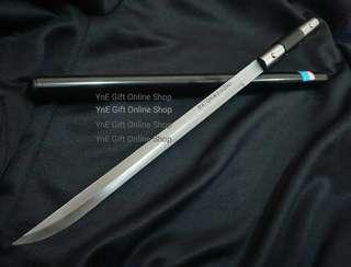 Baton Sword 87 cm, Tongkat Pedang, Pentungan stainlees
