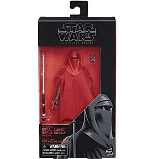 MISB Star Wars The Black Series Imperial Royal Guard