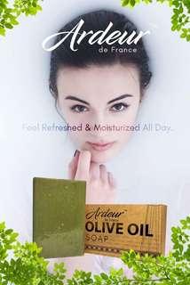 Ardeur Olive Oil Soap