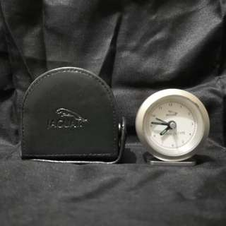 Vintage Jarguar travel clock collection