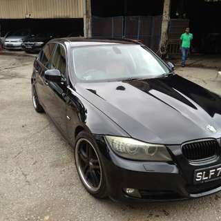 BMW 320XL 2009 NEW FACE LIFT