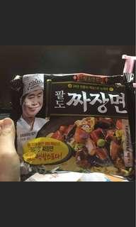 🚚 韓國炸醬麵