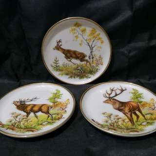 Kaiser animals decor plate