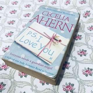 PS i love you by Cecelia Ahern