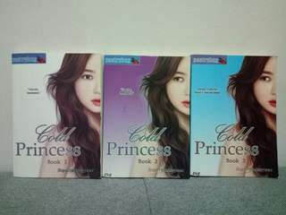 Cold Princess Book Series