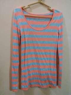 Cotton On Stripes top