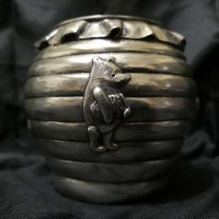 Royal selangor pewter Winnie the Pooh coin bank