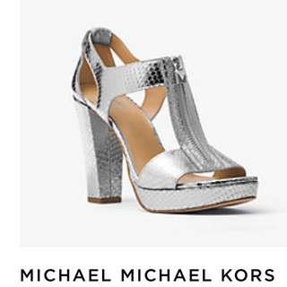 BN Authentic Michael Kors High Sandals $130 No Nego